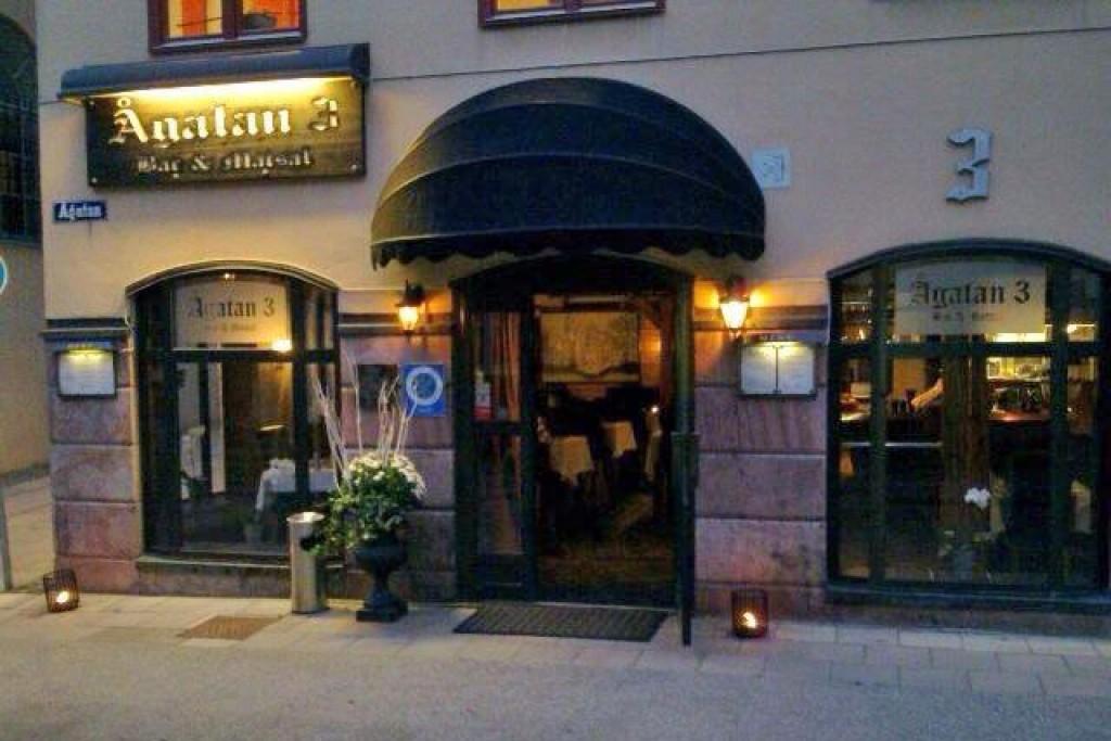 Restaurang Ågatan 3