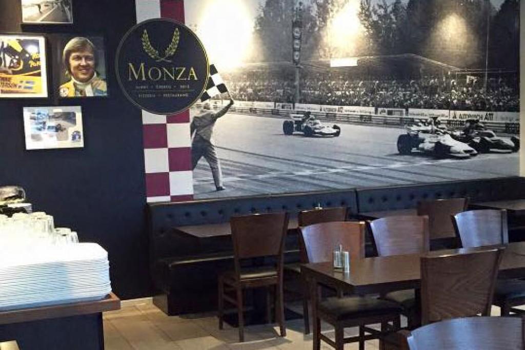 Monza Restaurang & Pizzeria