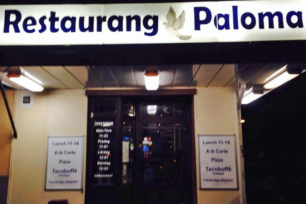 Restaurang Paloma