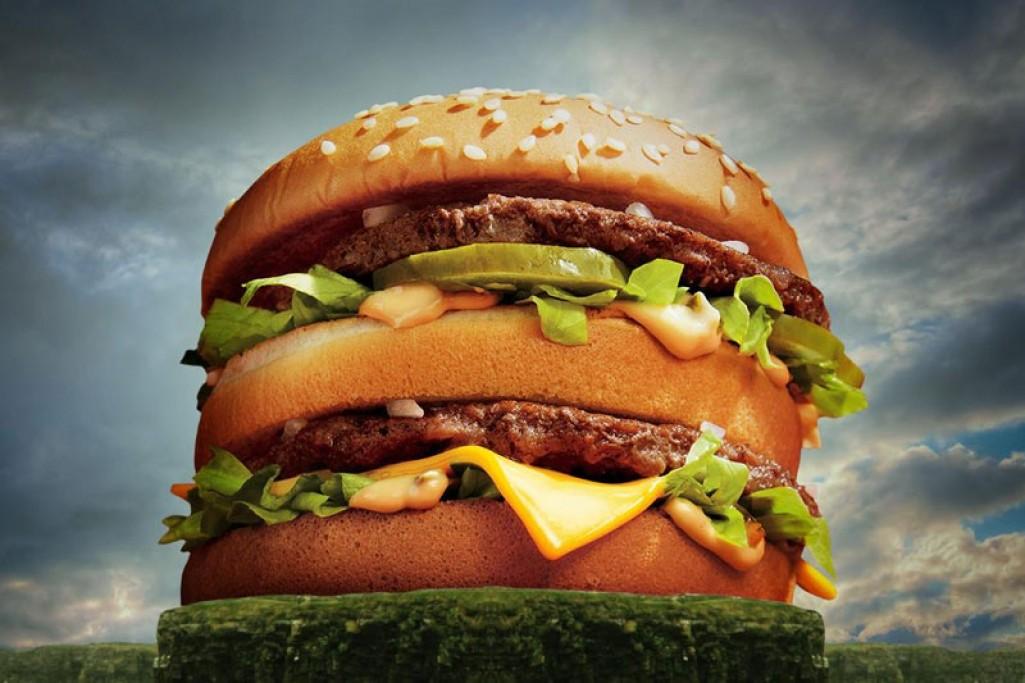 McDonald's Västhaga